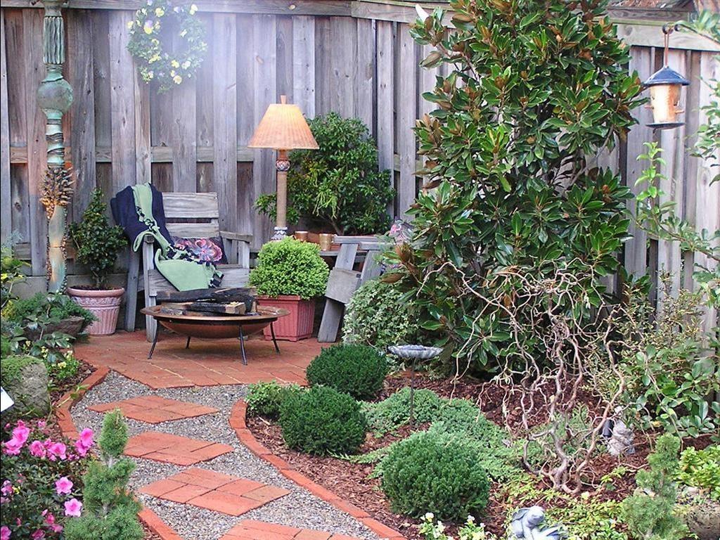 Дизайн для садового участка на даче своими руками 44