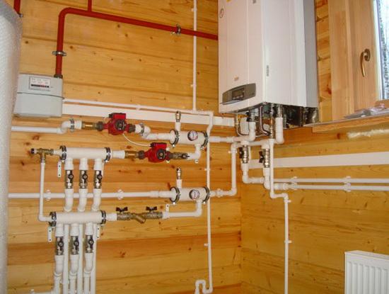 Виды системы отопления домов