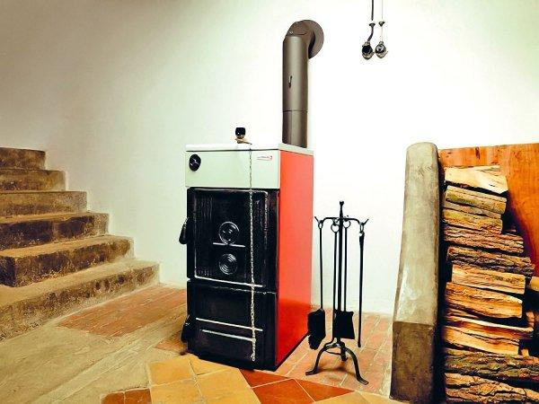 Твердотопливные котлы в современных домах