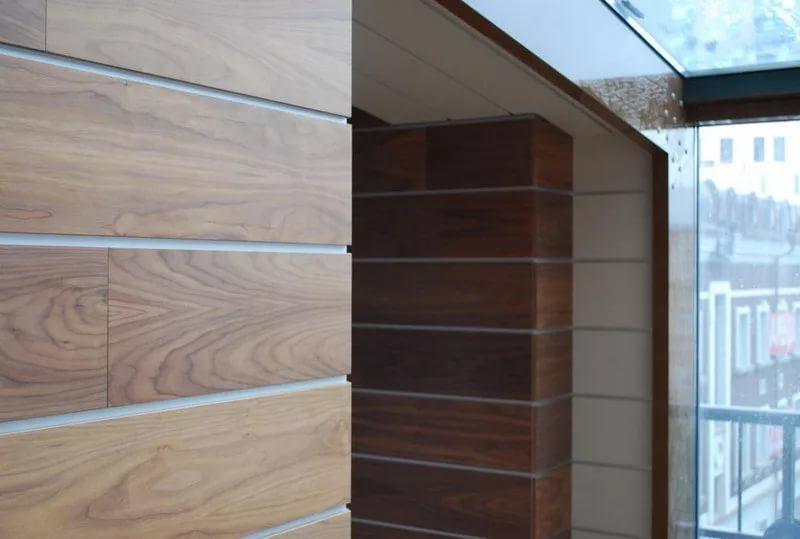 Обрешетка для потолка из ламината