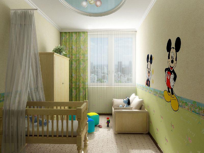 Как оформить дизайн детской комнаты