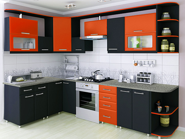 Кухонные гарнитуры разных ценовых категорий