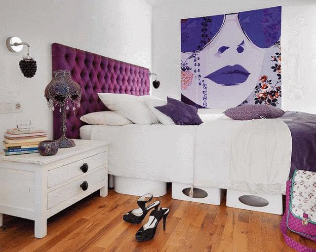 Мебель и аксессуары в стиле фьюжн
