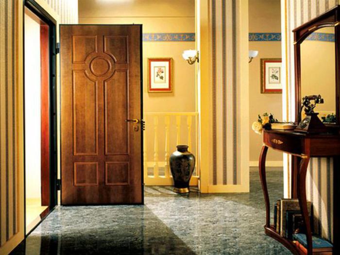 Особенности выбора железной двери