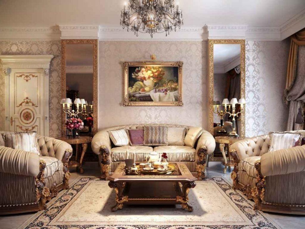 Классический стиль мебели в интерьере