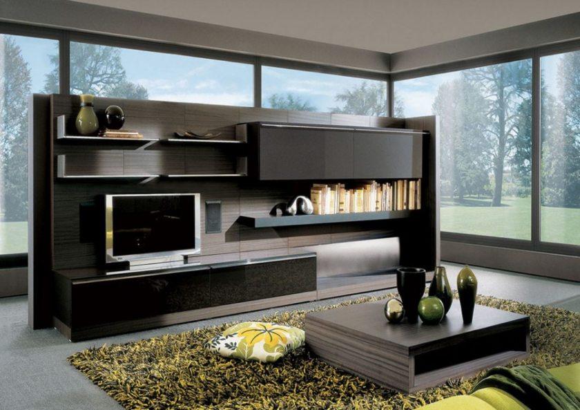 Мебель и аксессуары в стиле хай-тек