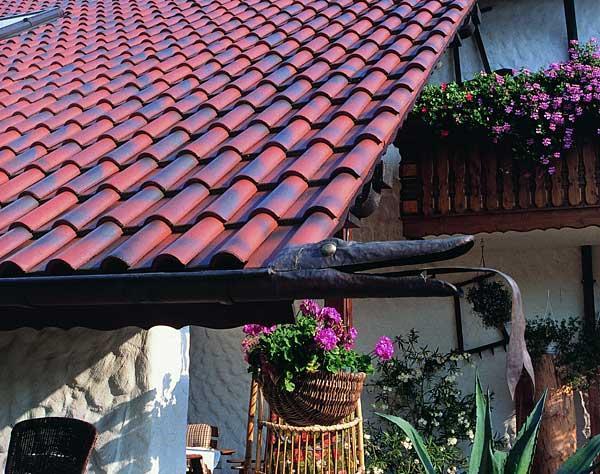 Керамическая черепица для вашей крыши
