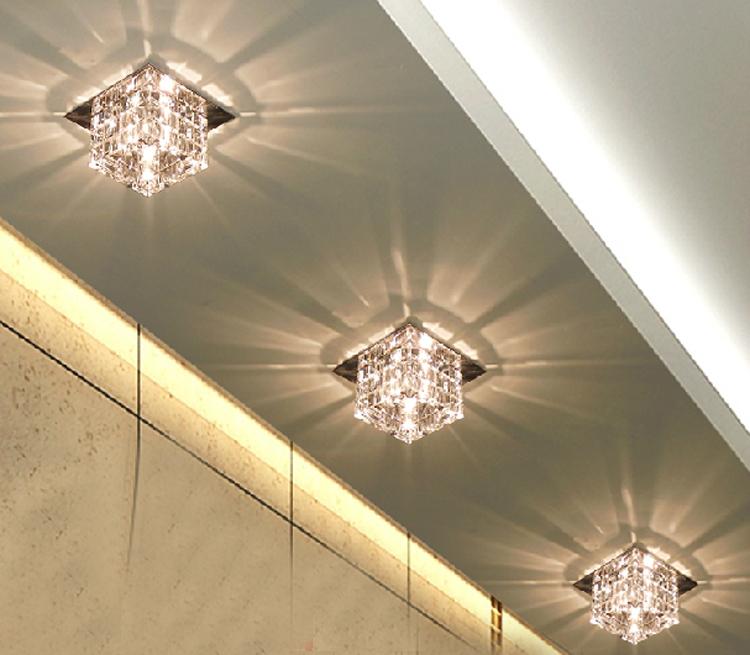 Правильно подобранные светильники для потолка