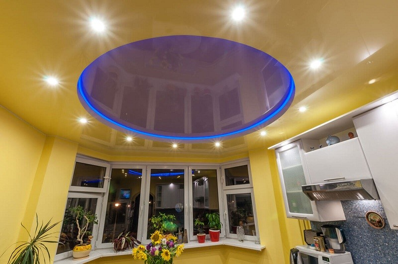 Как выбрать подвесной потолок