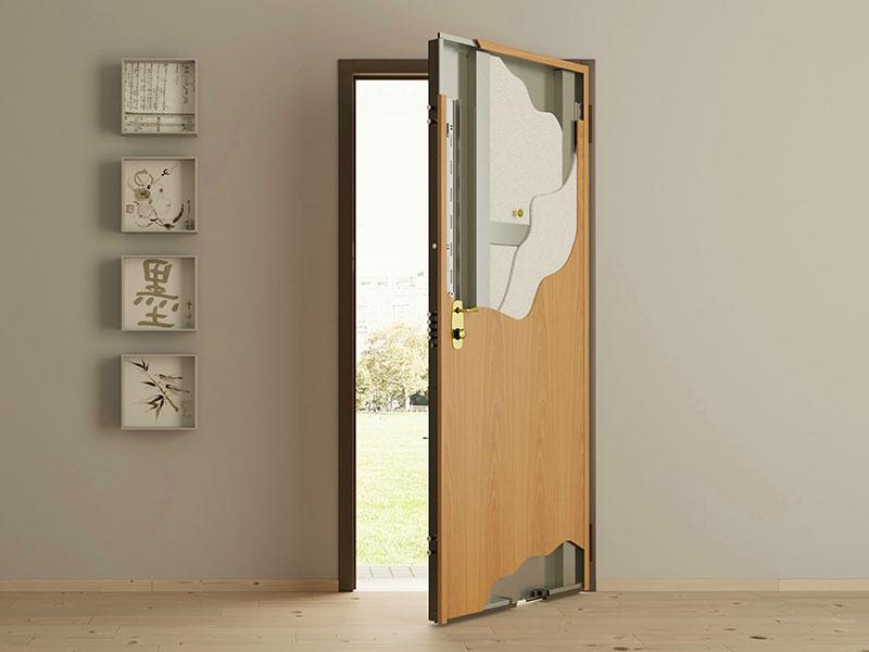Выбираем надежную дверь