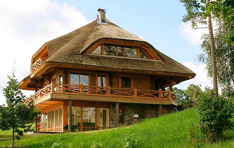 Об экологичных домах