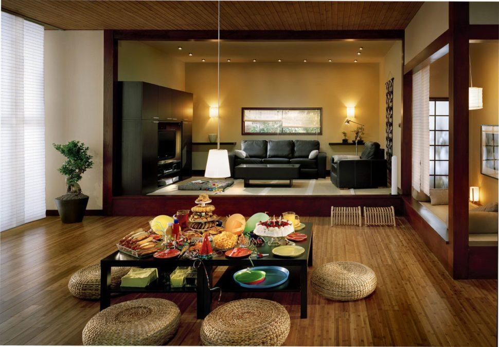 Планировка и зонирование квартиры в индийском стиле