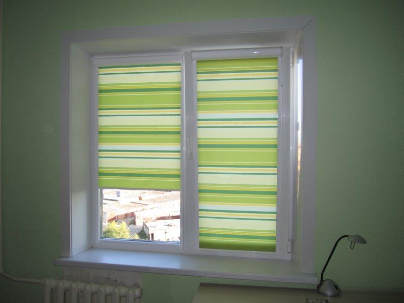 Преимущества рольштор для вашего окна