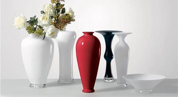 Оригинальные вазы для цветов Fabrica