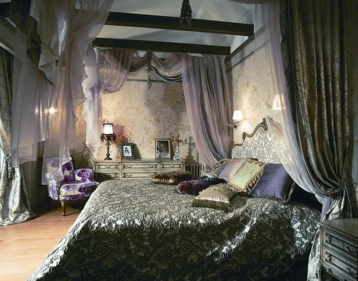 Византийская роскошь в интерьере