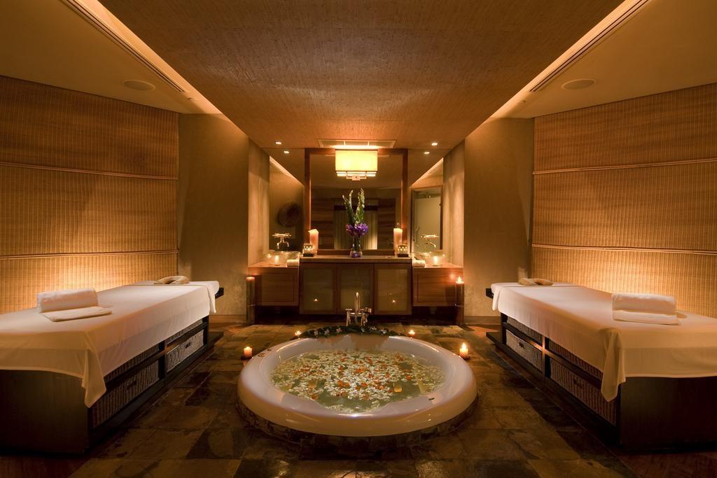 SPA-дизайн в гостиницах