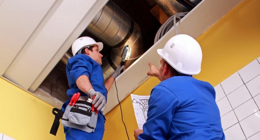 montazh obsluzhyvanie ventilyatcyi