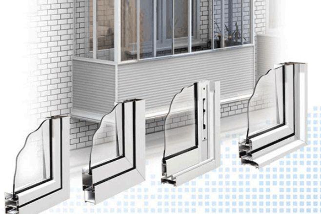 alyuminievye balkony i lodzhii
